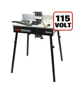 PRT/L - Professional Router Table 115V - For UK sale only