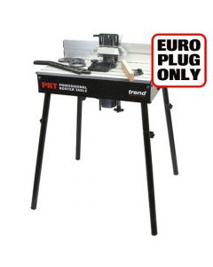 PRT/EURO - Professional Router Table Euro 230V - Authorised distributors only
