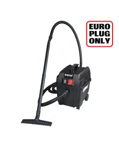 T35A/EURO - Wet & Dry Extractor 1400W 230V Euro plug - Authorised distributors only