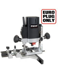 T5EB/EURO - 1000W 8mm Variable Speed Router 240V - Authorised distributors only