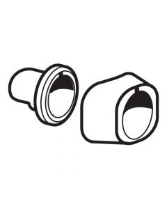 WP-T31/013 - Container deflector & outlet fitting T31