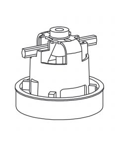 WP-T35L/014 - Motor with leads 115V T35AL