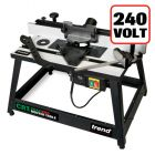 CRT/MK3 - Trend Craft Pro Router Table for joinery, furniture, shaping and moulding applications - UK sale only